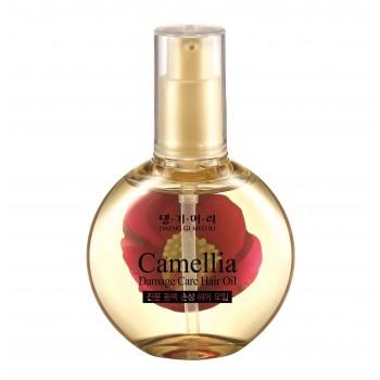 Масло CAMELLIA для поврежденных волос
