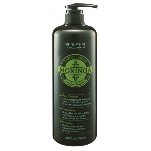Премиум шампунь с экстрактом моринги