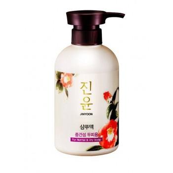 Шампунь JINYOON против выпадения волос (для нормальной и сухой кожи головы)