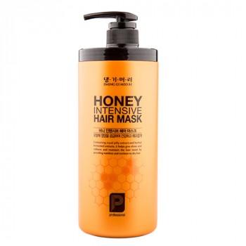 Маска для волос HONEY Интенсивная с пчелиным маточным молочком