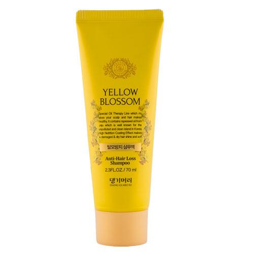 Шампунь для волос YELLOW BLOSSOM против выпадения