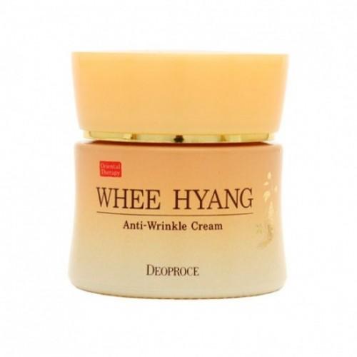 Крем для лица антивозрастной WHEE HYANG ANTI-WRINKLE CREAM