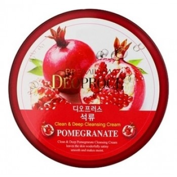 Крем массажный с экстрактом граната PREMIUM CLEAN & MOISTURE POMEGRANATE MASSAGE CREAM