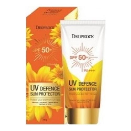 Крем солнцезащитный для лица и тела UV DEFENCE SUN PROTECTOR SPF50+ PA+++