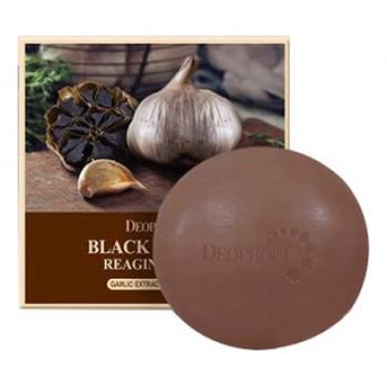 Мыло с экстрактом черного чеснока SOAP (BLACK GARIC)