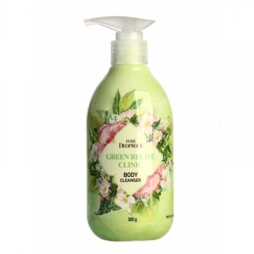 Гель для душа PURE GREEN RECIPE CLINIC BODY CLEANSER
