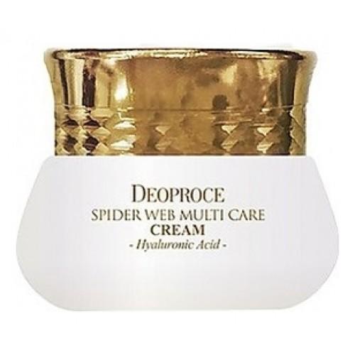 Крем для лица с протеинами паутины SPIDER WEB Multi-care Cream