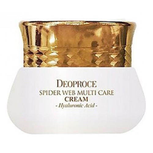 Крем для глаз с протеинами паутины SPIDER WEB Multi-care Eye Cream
