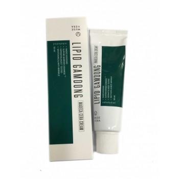 Крем антивозрастной на основе натуральных экстрактов MUSEVERA Lipid Gamdong Madeca Vita Cream