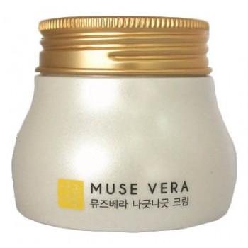 Крем для лица расслабляющий с медом и молоком MUSEVERA RELAXING CREAM