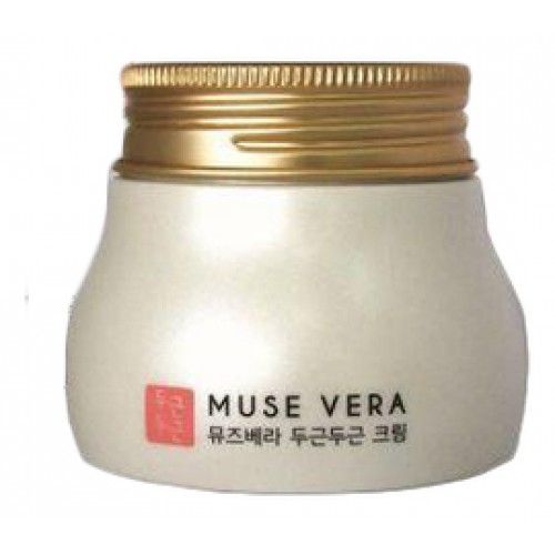 Крем для лица с цветочными экстрактами MUSEVERA PIT PAT CREAM