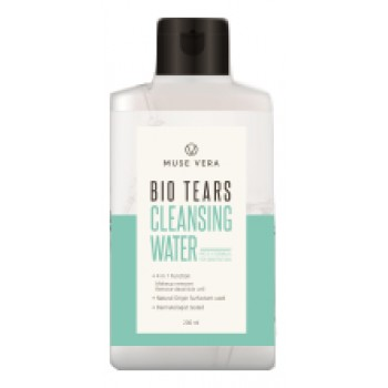 Вода очищающая MUSEVERA BIO TEARS CLEANSING WATER