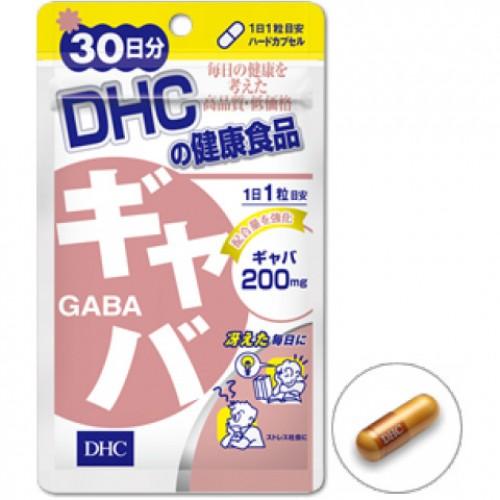 DHC ГАБА (30 капсул на 30 дней)