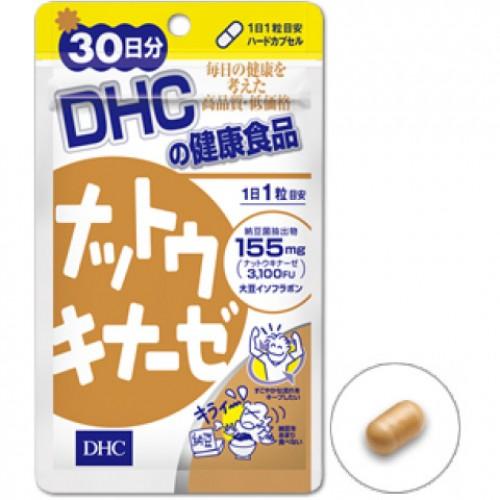 DHC Наттокиназа (30 капсул на 30 дней)
