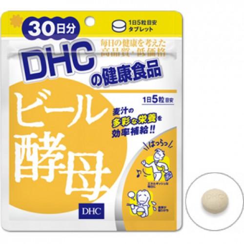 DHC Пивные дрожжи (150 таблеток на 30 дней)