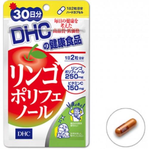 DHC Полифенолы из красного яблока (60 капсул на 30 дней)