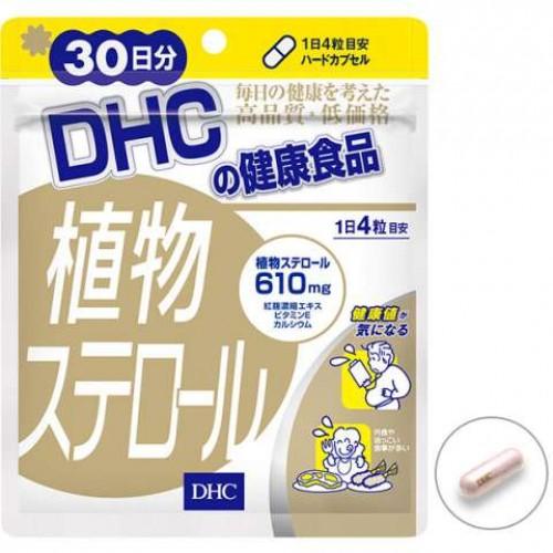 DHC Растительный стерол (120 капсул на 30 дней)
