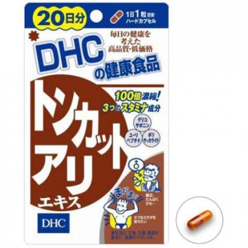DHC Тонгкат Али (20 капсул на 20 дней)