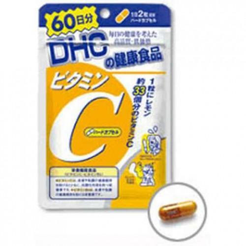 DHC Витамин С (120 гранул на 60 дней)