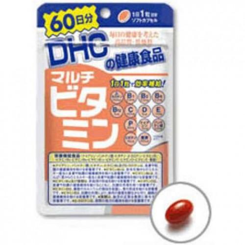 DHC Мульти-витамины (60 гранул на 60 дней)