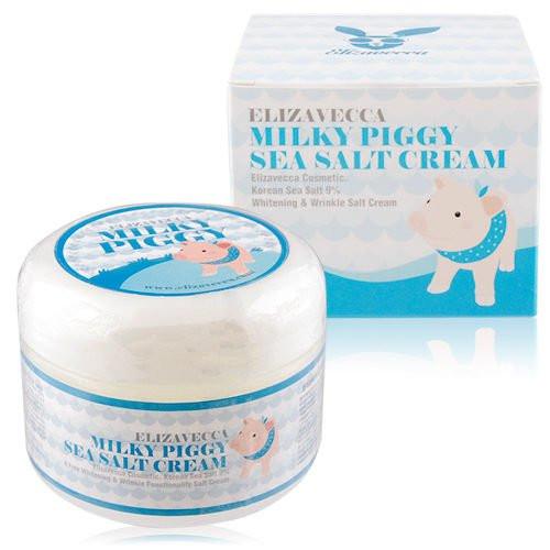Крем для лица Морская соль Milky Piggy Sea Salt Cream
