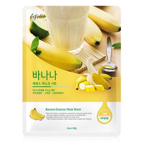 Маска для лица Банановая
