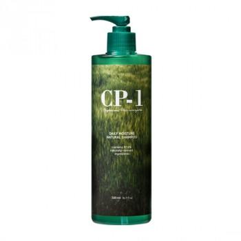 Натуральный увлажняющий шампунь для волос