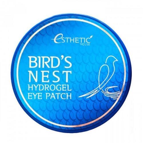 Гидрогелевые патчи для глаз с экстр. ЛАСТОЧКИНОГО ГНЕЗДА BIRD'S NEST HYDROGEL EYEPATCH