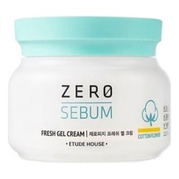 Гель-крем для жирной кожи матирующий ZERO SEBUM FRESH GEL CREAM