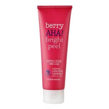 Скраб для лица Berry Aha Bright Peel Perfect Scrab