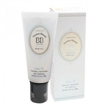 Крем ББ минеральный Precious Mineral BB Cream Cotton Fit #W24