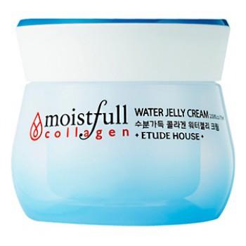 Крем-гель для лица увлажняющий с коллагеном Moistfull Collagen Water Jelly Cream