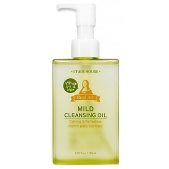 Масло гидрофильное REAL ART CLEANSING OIL MILD