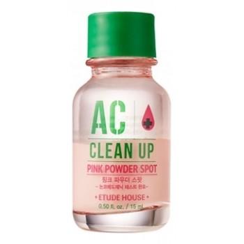 Точечное средство для борьбы с акне AC Clean Up Pink Powder Spot