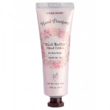 Крем для рук питательный Hand Bouquet Rich Butter Hand Cream