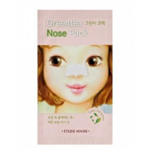 Патч очищающий для носа Greentea Nose Pack AD (1 пласт)