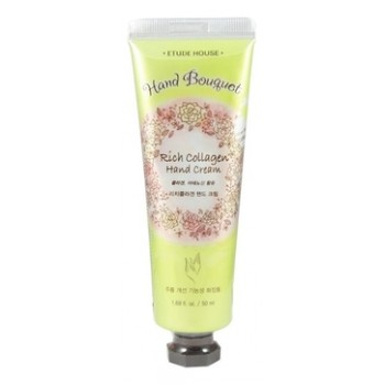 Крем для рук с коллагеном Hand Bouguet Rich collagen Hand Cream