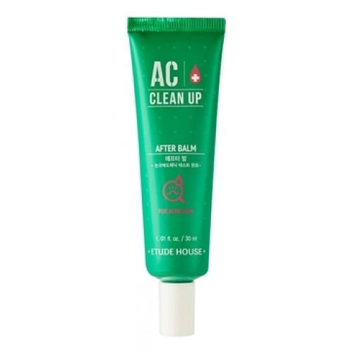 Бальзам для устранения пятен постакне AC Clean up After Balm