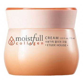 Крем для лица коллагеновый Moistfull Collagen Cream