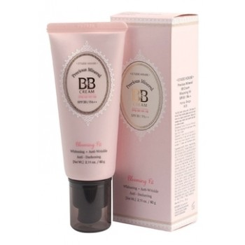 Крем ББ минеральный Precious Mineral BB Cream Blooming Fit SPF30/PA+++  #w24