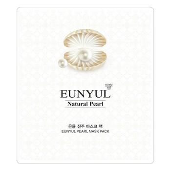Маска для лица с экстрактом жемчуга, 30 мл, EUNYUL