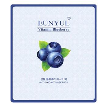 Маска для лица с экстрактом черники, 30 мл, EUNYUL