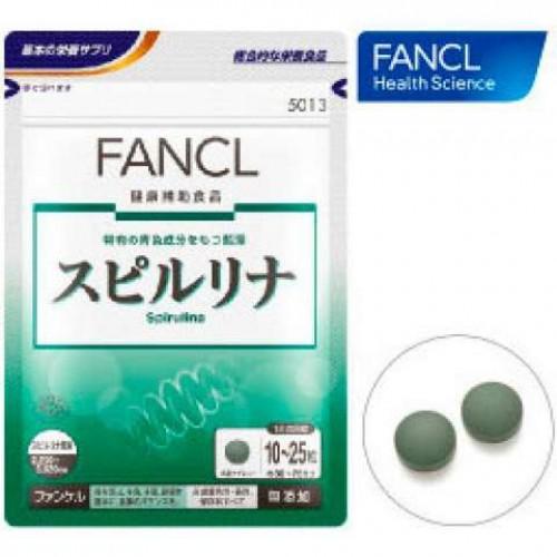 Fancl Спирулина (750 таблеток на 30 дней)