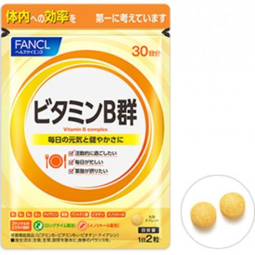 Fancl Витамин B комплекс (60 таблеток на 30 дней)