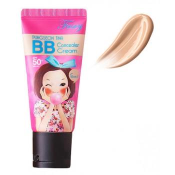 Консилер-крем PUNGSEON Tina BB Concealer Cream #21 Bright Beige