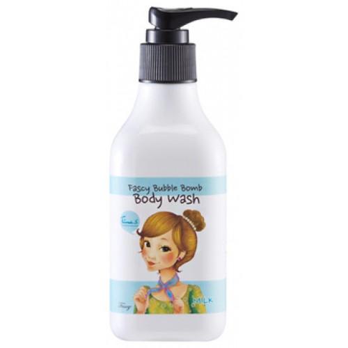 Гель для душа молочный Bubble Bomb Body Wash Milk