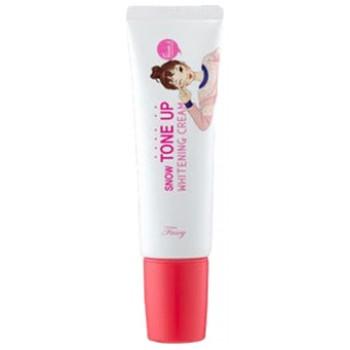 Крем для лица осветляющий Snow Tone up Whitening Cream