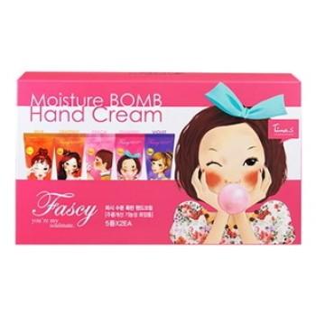 Крем для рук набор Moisture Bomb Hand Cream, 10set