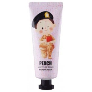 Крем для рук Tino Hand Cream PEACH