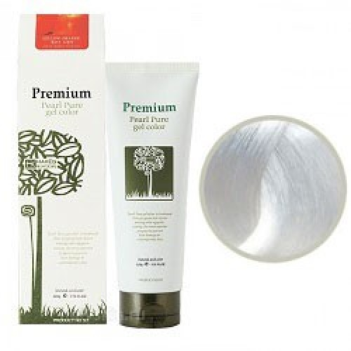 Маникюр для волос (бесцветный) Haken Premium Pearll Pure Gel Color-Crystal Clear